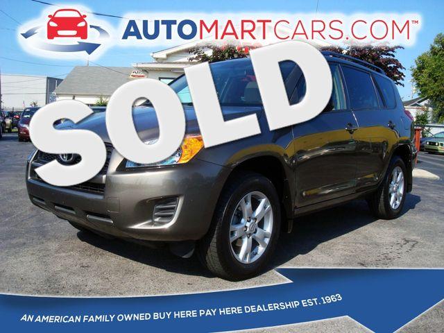 2011 Toyota RAV4  | Nashville, Tennessee | Auto Mart Used Cars Inc. in Nashville Tennessee