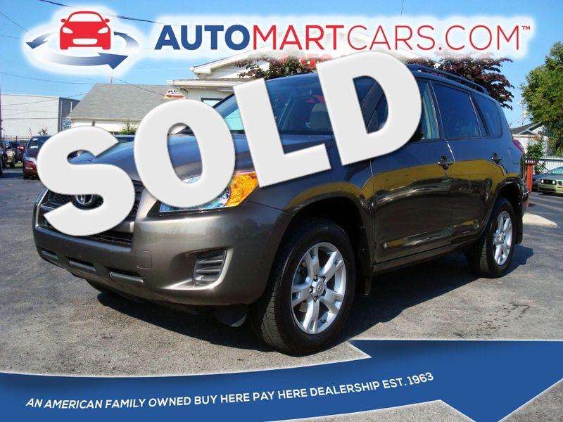 2011 Toyota Rav4 Nashville Tennessee Auto Mart Used Cars Inc