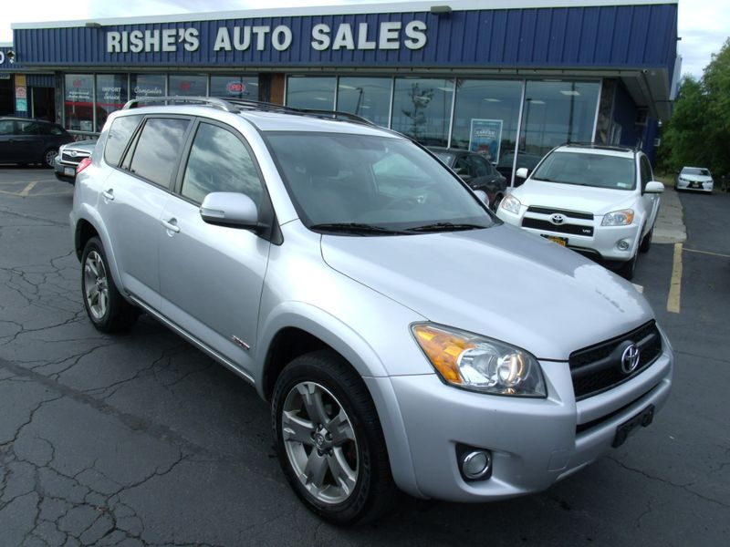 2011 Toyota RAV4 Sport | Rishe's Import Center in Ogdensburg New York