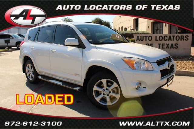 2011 Toyota RAV4 Ltd in Plano, TX 75093