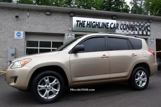 2011 Toyota RAV4 4WD 4dr 4-cyl 4-Spd AT Waterbury, Connecticut 4