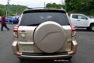 2011 Toyota RAV4 4WD 4dr 4-cyl 4-Spd AT Waterbury, Connecticut 6