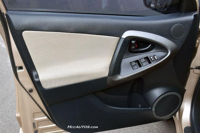 2011 Toyota RAV4 4WD 4dr 4-cyl 4-Spd AT Waterbury, Connecticut 22