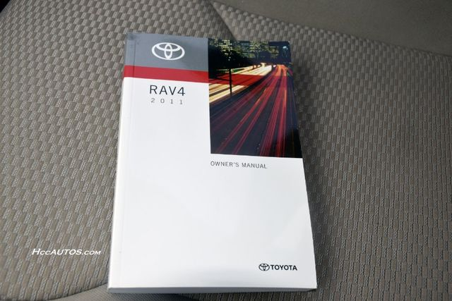 2011 Toyota RAV4 4WD 4dr 4-cyl 4-Spd AT Waterbury, Connecticut 28