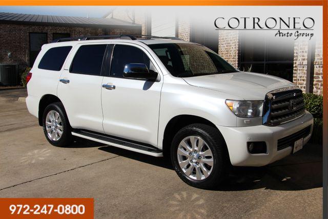 2011 Toyota Sequoia Platinum 4WD in Addison, TX 75001
