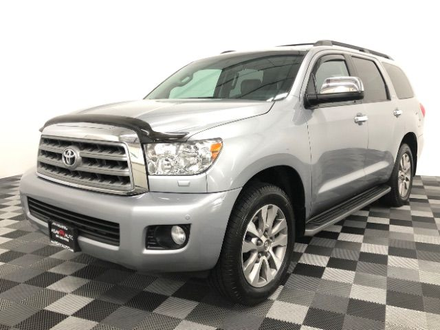 2011 Toyota Sequoia Ltd LINDON, UT