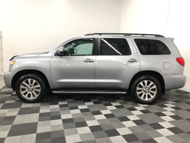 2011 Toyota Sequoia Ltd LINDON, UT 4
