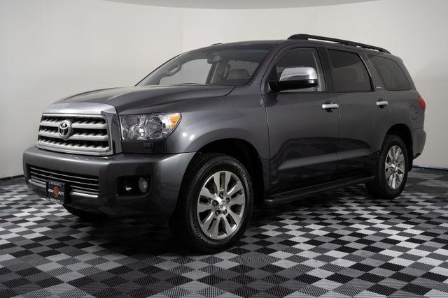 2011 Toyota Sequoia Ltd