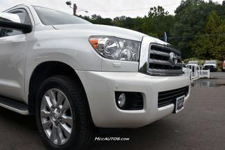 2011 Toyota Sequoia Platinum Waterbury, Connecticut 10