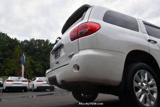 2011 Toyota Sequoia Platinum Waterbury, Connecticut 11