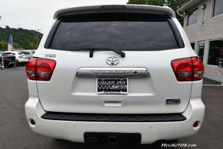 2011 Toyota Sequoia Platinum Waterbury, Connecticut 12