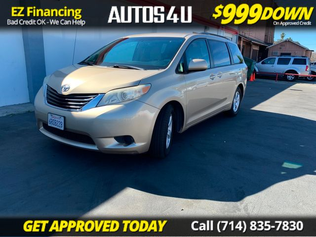 2011 Toyota Sienna LE AAS in Anaheim, CA 92807