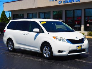 2011 Toyota Sienna LE AAS | Champaign, Illinois | The Auto Mall of Champaign in Champaign Illinois