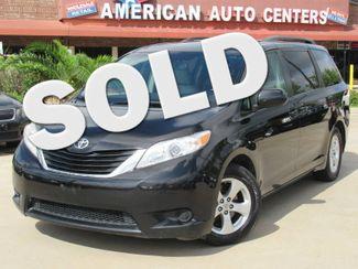 2011 Toyota Sienna LE   Houston, TX   American Auto Centers in Houston TX