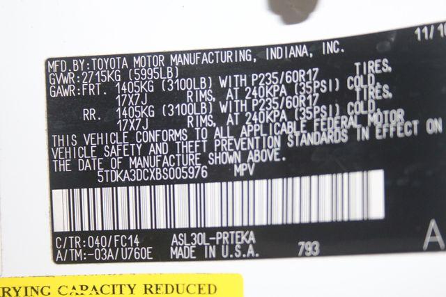 2011 Toyota Sienna Houston, Texas 22
