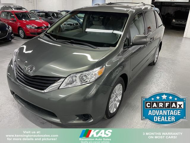 2011 Toyota Sienna LE AWD in Kensington, Maryland 20895