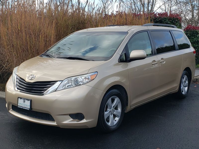 2011 Toyota Sienna LE 35L V6 Engine 8 Passenger Power Doors Rear Camera  city Washington  Complete Automotive  in Seattle, Washington