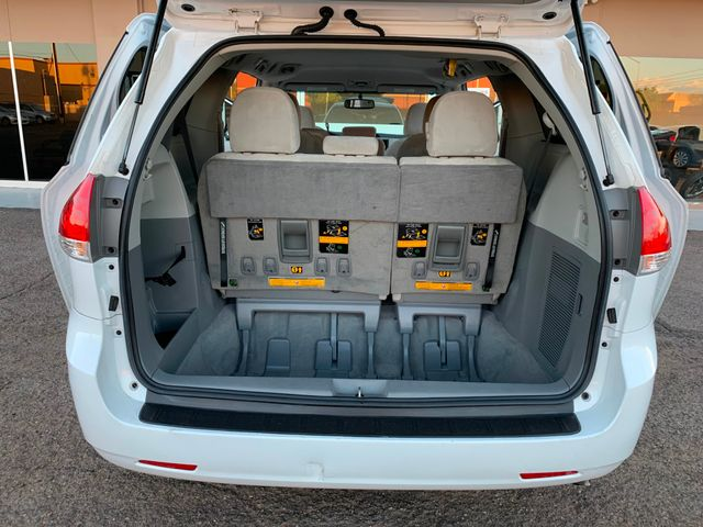 2011 Toyota Sienna LE 3 MONTH/3,000 MILE NATIONAL POWERTRAIN WARRANTY Mesa, Arizona 11