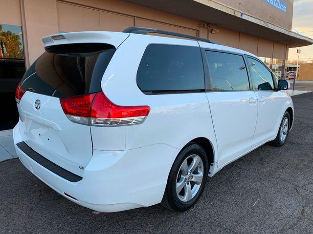 2011 Toyota Sienna LE 3 MONTH/3,000 MILE NATIONAL POWERTRAIN WARRANTY Mesa, Arizona 4