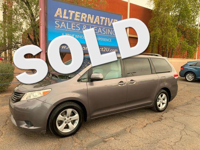 2011 Toyota Sienna LE 3 MONTH/3,000 MILE NATIONAL POWERTRAIN WARRANTY Mesa, Arizona