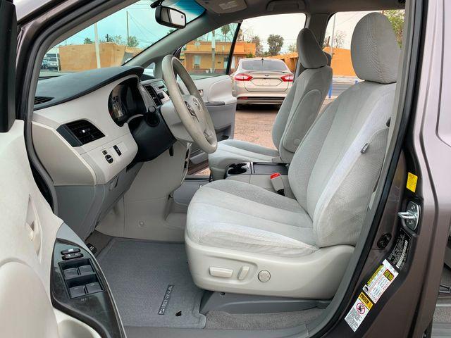 2011 Toyota Sienna LE 3 MONTH/3,000 MILE NATIONAL POWERTRAIN WARRANTY Mesa, Arizona 9