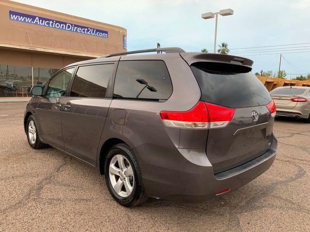 2011 Toyota Sienna LE 3 MONTH/3,000 MILE NATIONAL POWERTRAIN WARRANTY Mesa, Arizona 2