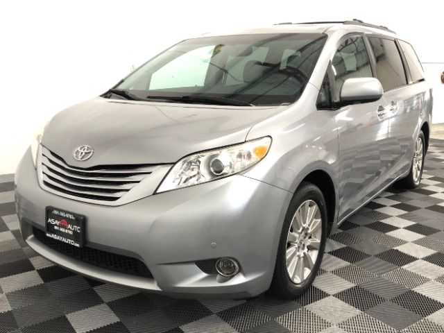 2011 Toyota Sienna Limited AWD 7-Pass V6 LINDON, UT 1