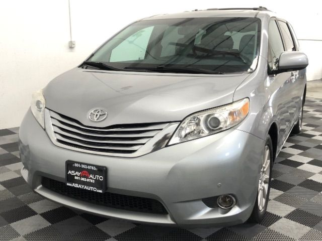 2011 Toyota Sienna Limited AWD 7-Pass V6 LINDON, UT 2