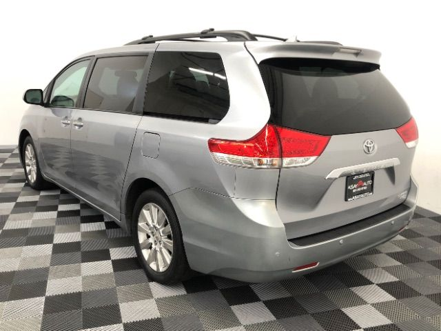 2011 Toyota Sienna Limited AWD 7-Pass V6 LINDON, UT 4