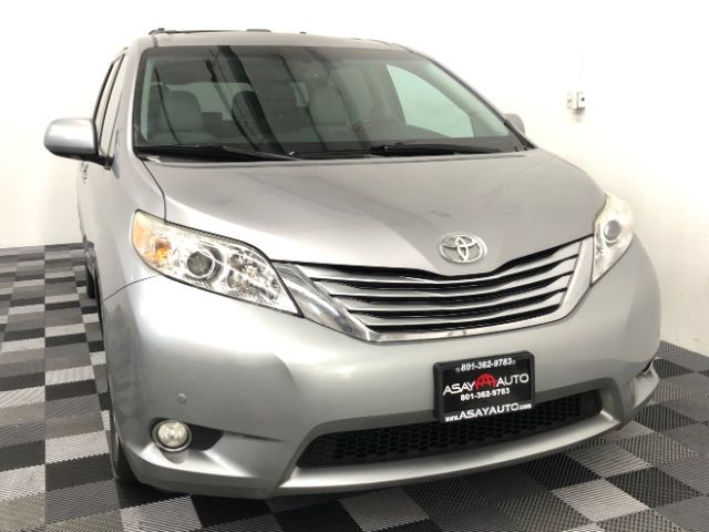 2011 Toyota Sienna Limited AWD 7-Pass V6 LINDON, UT 7