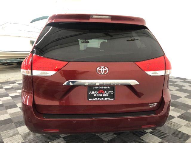 2011 Toyota Sienna Limited AWD 7-Pass V6 LINDON, UT 4