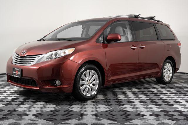 2011 Toyota Sienna Limited AWD 7-Pass V6