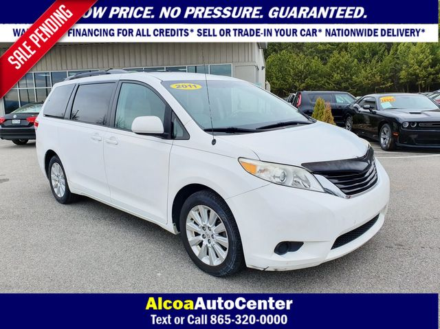 2011 Toyota Sienna LE AWD w/Power Sliding Doors in Louisville, TN 37777