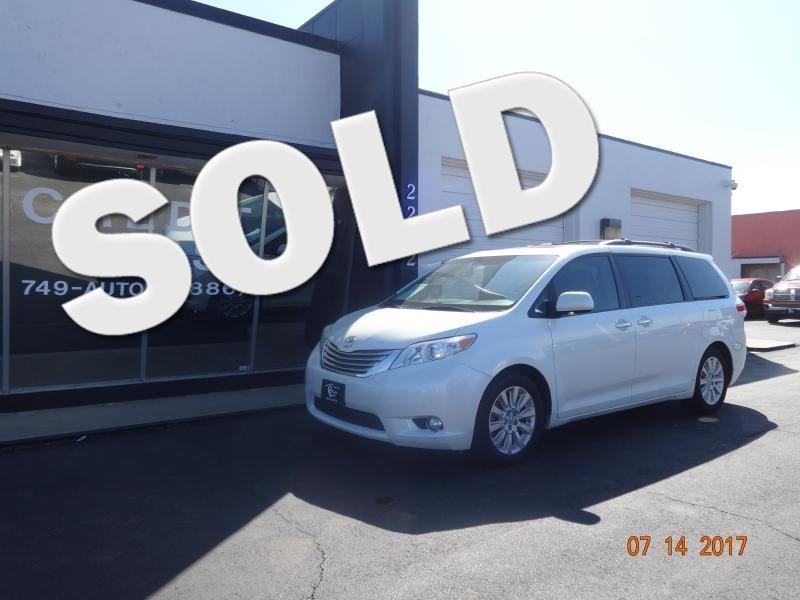 2011 Toyota Sienna XLE | Lubbock, TX | Credit Cars  in Lubbock TX