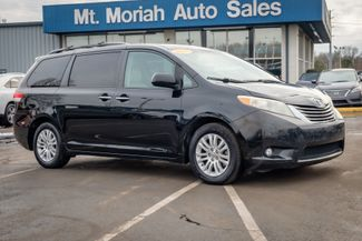 2011 Toyota Sienna XLE in Memphis, Tennessee 38115