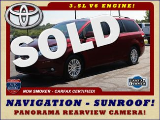 2011 Toyota Sienna XLE FWD - NAVIGATION - SUNROOF - HEATED LEATHER! Mooresville , NC