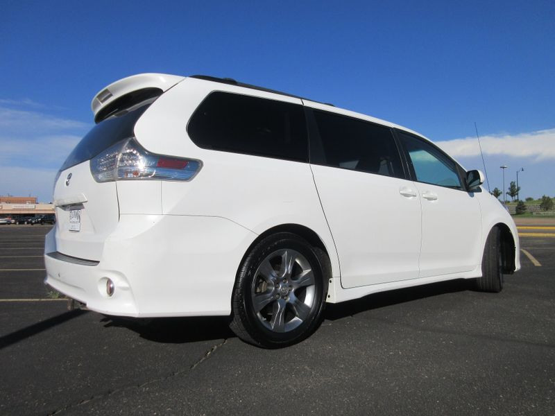2011 Toyota Sienna SE  Fultons Used Cars Inc  in , Colorado