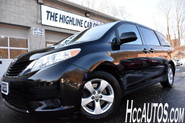 2011 Toyota Sienna 5dr 8-Pass Van V6 LE Waterbury, Connecticut