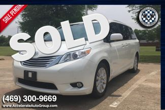 2011 Toyota Sienna Limited NEW CAR SMELL! in Rowlett