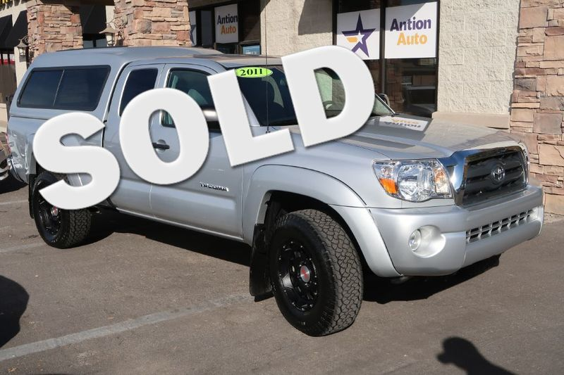 2011 Toyota Tacoma ACCESS CAB | Bountiful, UT | Antion Auto in Bountiful UT