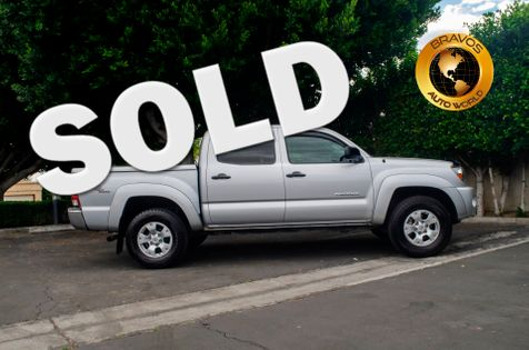 2011 Toyota Tacoma PreRunner in cathedral city