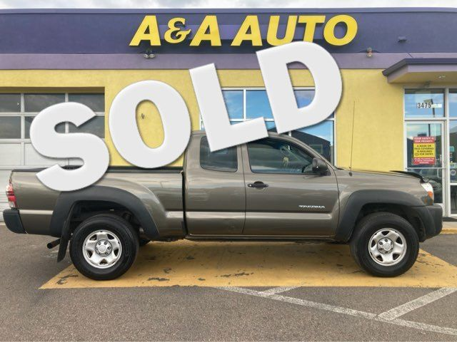 2011 Toyota Tacoma PreRunner in Englewood, CO 80110