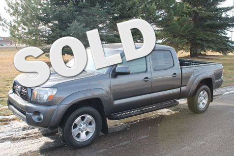 2011 Toyota Tacoma Double Cab Long Bed V6 Auto 4WD in Great Falls, MT