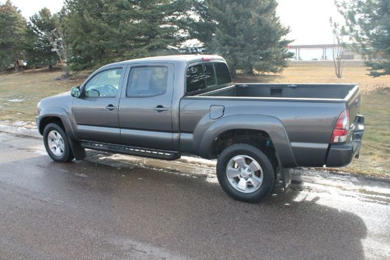 2011 Toyota Tacoma Double Cab Long Bed V6 Auto 4WD  city MT  Bleskin Motor Company   in Great Falls, MT