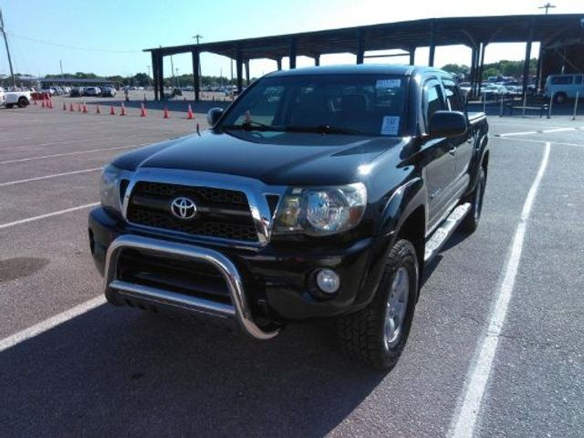 2011 Toyota Tacoma Double Cab V6 Auto 4WD