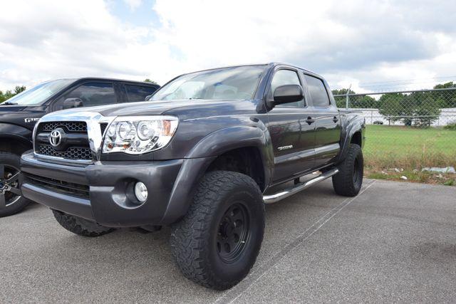 2011 Toyota Tacoma 4wd