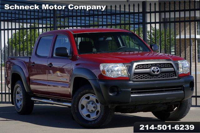 2011 Toyota Tacoma 4X4 ****** HARD TO FIND 1 OWNER 4X4 ******
