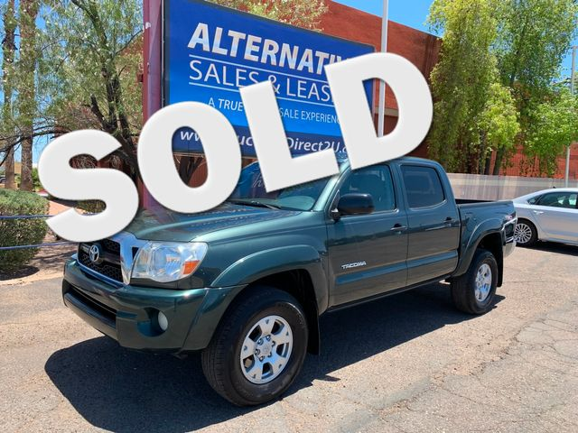 2011 Toyota Tacoma PRERUNNER TRD OFF ROAD 3 MONTH/3,000 MILE NATIONAL POWERTRAIN WARRANTY Mesa, Arizona