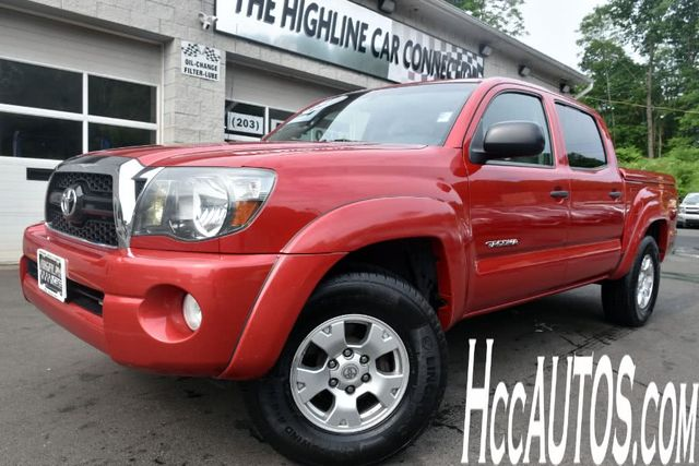 2011 Toyota Tacoma 4WD Double V6 AT Waterbury, Connecticut