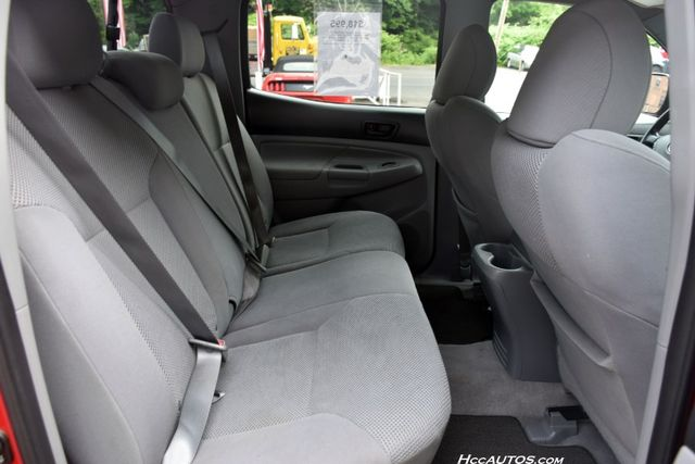 2011 Toyota Tacoma 4WD Double V6 AT Waterbury, Connecticut 14